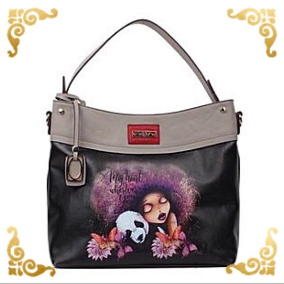 1381623bc9 Aries Hobo Bag Nikky by Nicole Lee ○